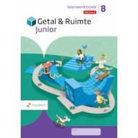 Leerwerkboek | Getal en Ruimte Junior | Groep 8 | Blok 3-4