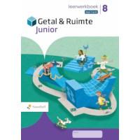 Leerwerkboek | Getal en Ruimte Junior | Groep 8 | Blok 7-8