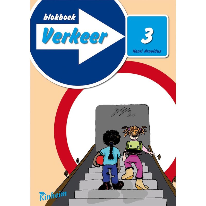 Blokboek Verkeer voor groep 3