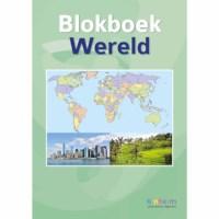 Blokboek aardrijkskunde Wereld