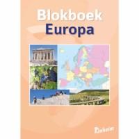 Blokboek aardrijkskunde Europa