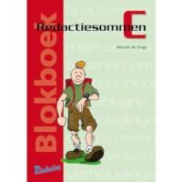 Blokboek redactiesommen voor groep 7