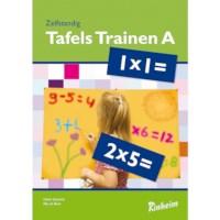 Zelfstandig tafels trainen voor groep 4/5, deel A