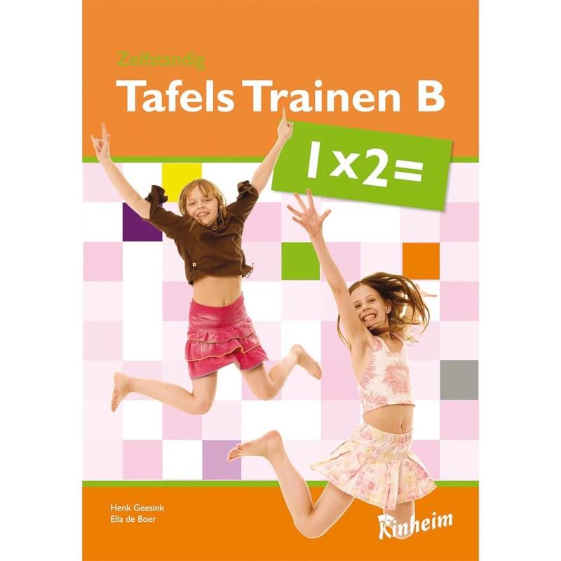 Zelfstandig tafels trainen voor groep 4/5, deel B