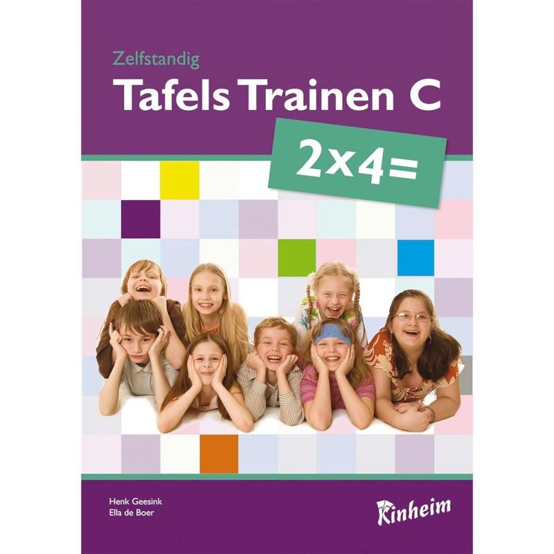 Zelfstandig tafels trainen voor groep 6/7