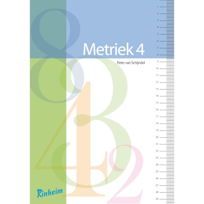 Blokboek Metriek stelsel voor groep 4