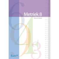 Blokboek Metriek stelsel voor groep 8