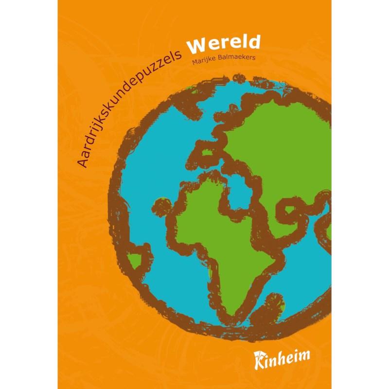 Aardrijkskundepuzzels Wereld