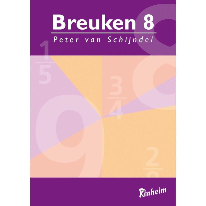 Blokboek breuken voor groep 8
