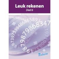 Leuk Rekenen voor groep 7/8 (deel 6)