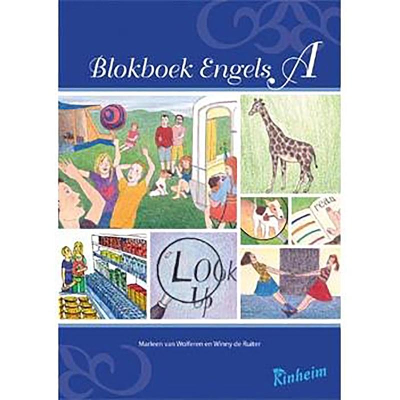 Engels blokboek, deel A