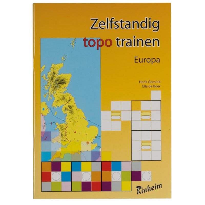 Zelfstandig Topo trainen, Europa