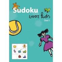 Sudoku's voor kids | Deel 1