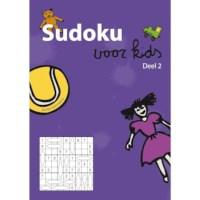 Sudoku's voor kids | Deel 2