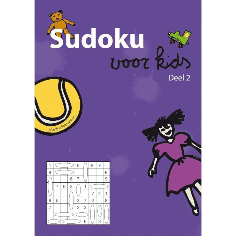 Sudoku's voor kids   Deel 2