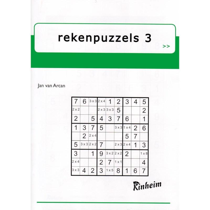 Genoeg Rekenpuzzels voor groep 5 kopen?   Heutink voor thuis #HR76