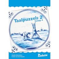 Taalpuzzels voor groep 6