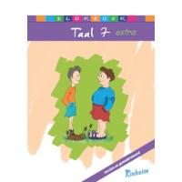 Blokboek Taal extra voor groep 7