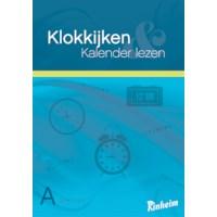 Werkboek Klokkijken en kalender lezen | Deel A | Groep 3-4