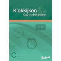 Werkboek Klokkijken en kalender lezen | Deel C | Groep 7-8