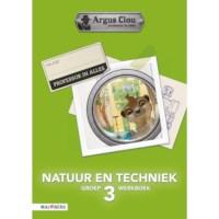 Argus Clou Natuur en techniek - versie 1 (2012)   Jaargroep 3   Werkboek 3   Per stuk geleverd