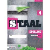 Pluswerkboek spelling 4, Staal