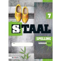 Pluswerkboek spelling 7, Staal