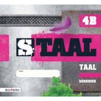Taalwerkboek 4B, Staal