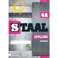 Werkboek spelling 4A, Staal