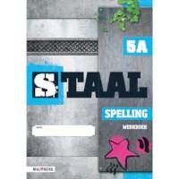 Werkboek spelling 5A, Staal