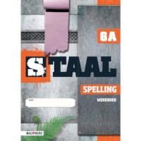 Werkboek spelling 6A, Staal