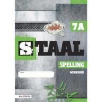 Werkboek spelling 7A, Staal