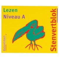 Leesblok Stenvert, niveau A