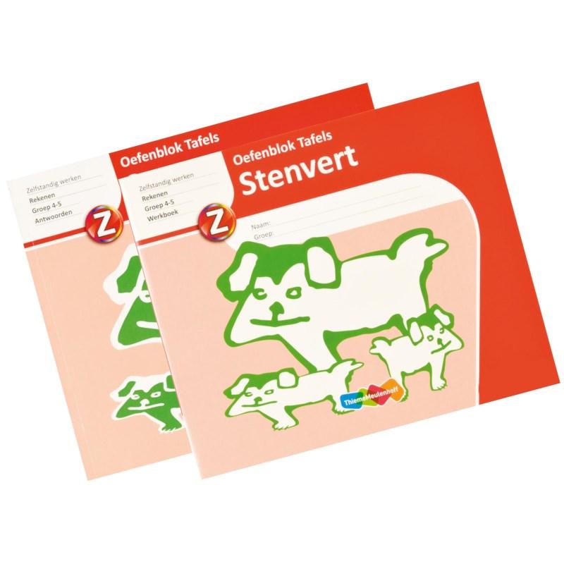 Tafelblok Stenvert