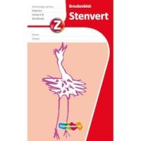 Procentenblok Stenvert