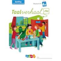 Maatschrift spelling 4A, Taalverhaal.nu