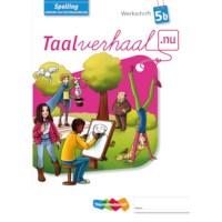 Spellingwerkboek 5B, Taalverhaal.nu