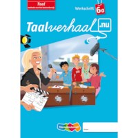 Taalwerkboek 6A, Taalverhaal.nu