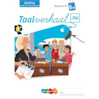 Maatschrift spelling 6A, Taalverhaal.nu