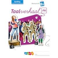 Spellingwerkboek 8B, Taalverhaal.nu