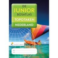 Topografiewerkboek Topotaken Nederland