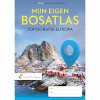 Mijn eigen Bosatlas | Topografie Europa