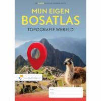 Mijn eigen Bosatlas | Topografie Wereld