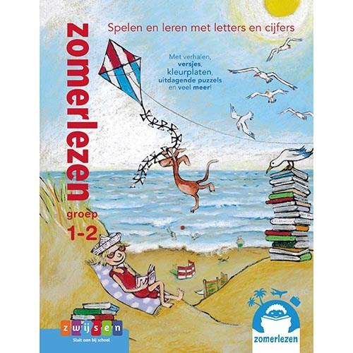 Lees-doeboek Zomerlezen   Groep 1-2   Zwijsen