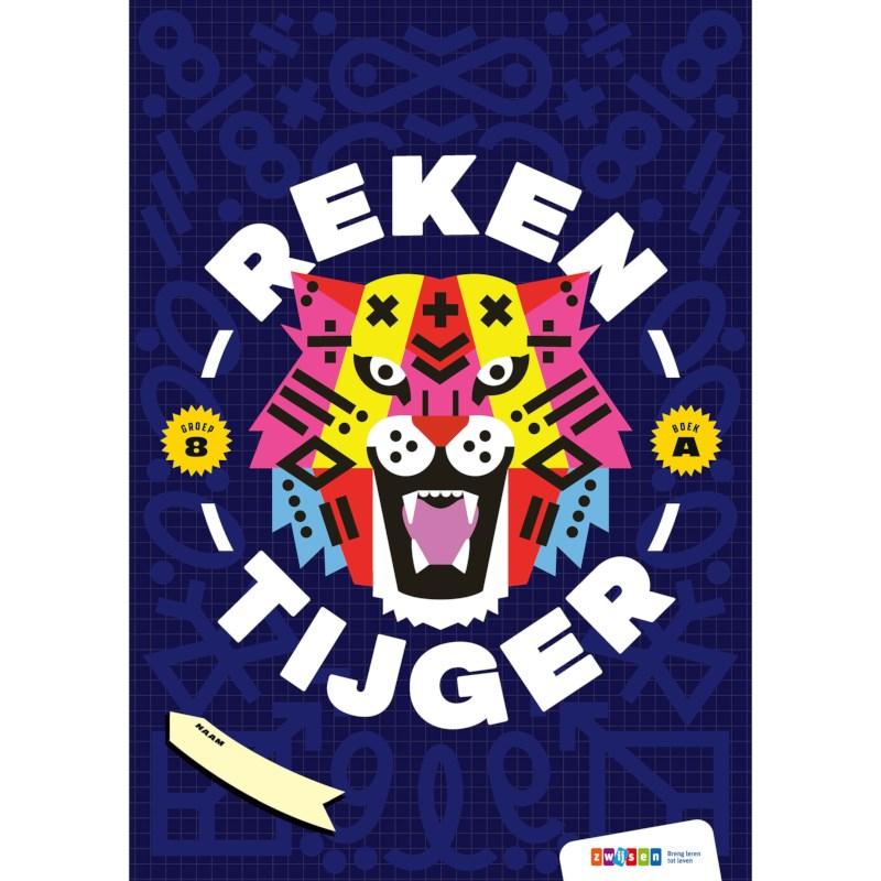 Rekentijger 8A