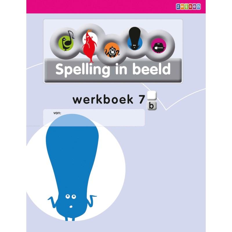 Spellingwerkboek 7B, Taal in beeld