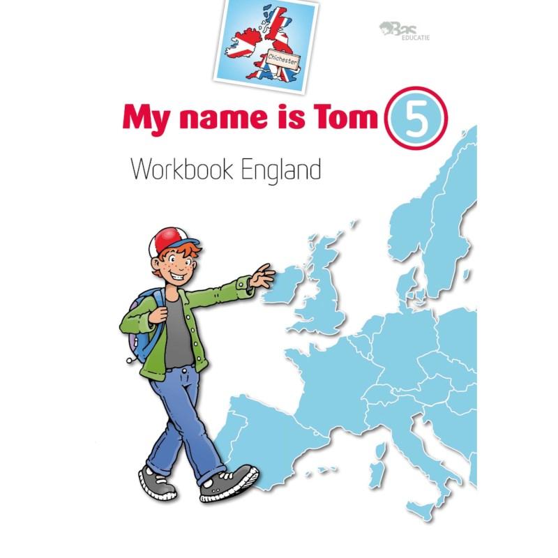 Werkboek 5, My name is Tom
