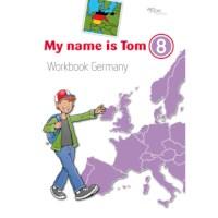 Werkboek 8, My name is Tom