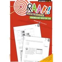 Raak! Redactiesommen | Rekenen met geld en tijd | Groep 7-8