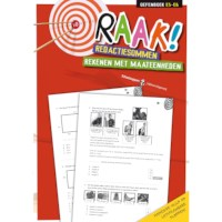 Raak! Redactiesommen | Rekenen met maateenheden | Groep 5-6
